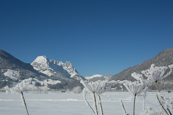 Winterwanderwoche am Wilden Kaiser